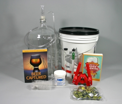 Beer Making Equipment Kit