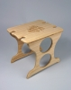 Bamboo Wine Rack with Engraving