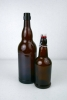 Bottles, Beer, 500 ml, Flip-top, brown (case of 12)