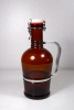 Bottles, Beer, 2 liter Growler (metal handle)