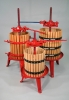 #40 Basket Press  (18 Gallon)