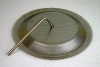 "11 1/2"" Stainless Steel False Bottom"