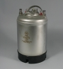 2.5 Gallon New Stainless Steel Ball Lock Keg
