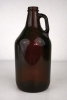 1/2 gallon Brown Jug (growler)