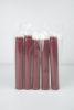 Wine Bottle Shrink, Metallic Red 100 pk