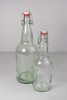 Bottles, Beer, 1 liter, Flip-top, clear (case of 12)