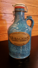 Veracious Brewing Company Hand Crafted Ceramic Growler